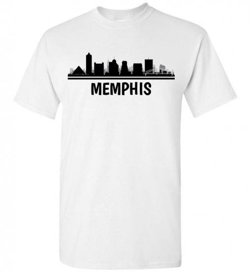 Memphis, TN Skyline T-Shirt