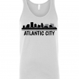Atlantic City, NJ Skyline T-Shirt