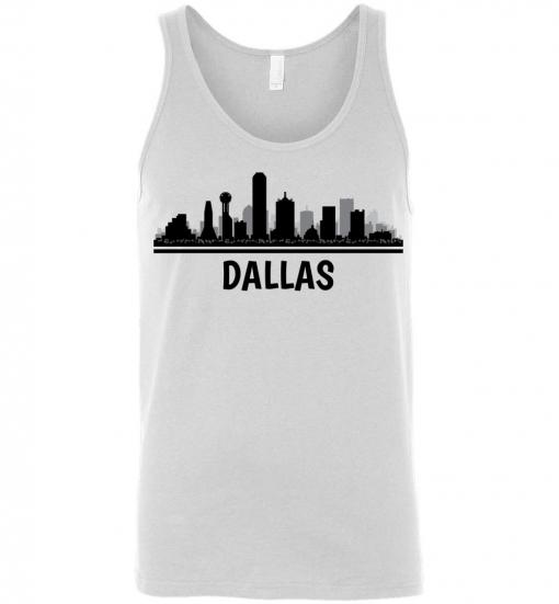 Dallas, TX Skyline T-Shirt