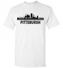 Pittsburgh, PA Skyline T-Shirt