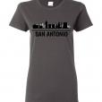 San Antonio, TX Skyline T-Shirt