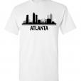 Atlanta, GA Skyline T-Shirt