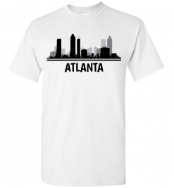 Atlanta, GA Skyline T-Shirt