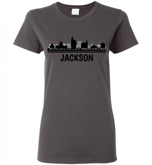 Jackson, MS Skyline T-Shirt