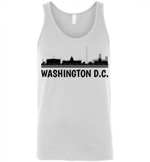 Washington, D.C. Skyline T-Shirt