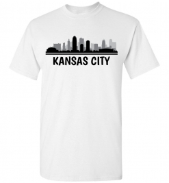 Kansas City, MO Skyline T-Shirt