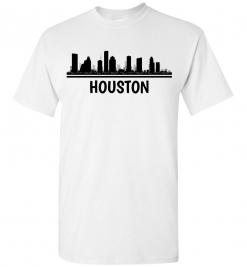 Houston, TX Skyline T-Shirt
