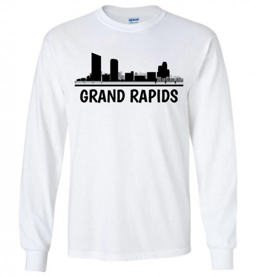 Grand Rapids, MI Skyline T-Shirt
