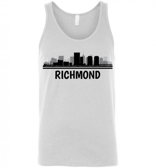 Richmond, VA Skyline T-Shirt