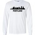 Portland, OR Skyline T-Shirt