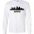 Austin, TX Skyline T-Shirt