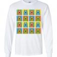 Keeshond Dog T-Shirt