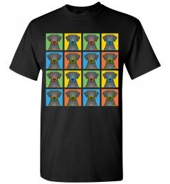 Black & Tan Coonhound Dog T-Shirt