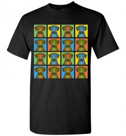 Rhodesian Ridgeback Dog T-Shirt