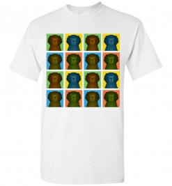 Curly Coated Retriever Dog T-Shirt