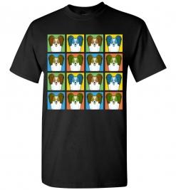 Papillon Dog T-Shirt