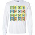 Norwegian Elkhound Dog T-Shirt