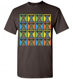 Manchester Terrier Dog T-Shirt