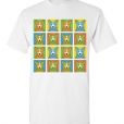 Pembroke Welsh Corgi Dog T-Shirt