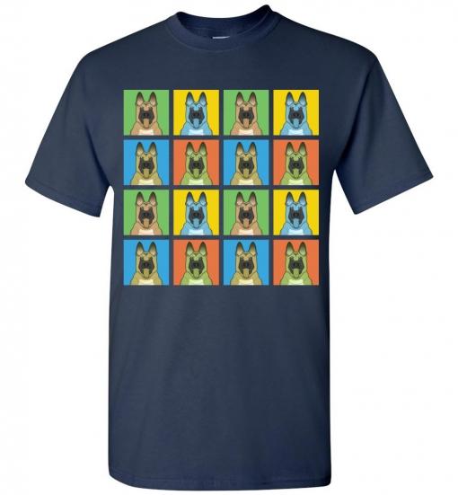 Belgian Malinois Dog T-Shirt