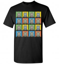 Korat Cat T-Shirt
