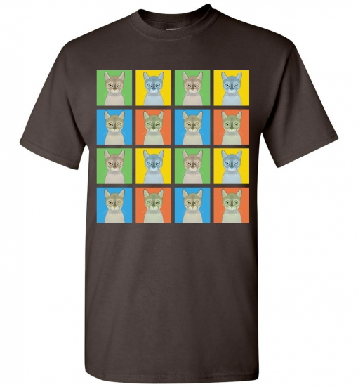 Singapura Cat T-Shirt