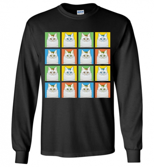 Turkish Van Cat T-Shirt