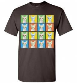Cornish Rex Cat T-Shirt