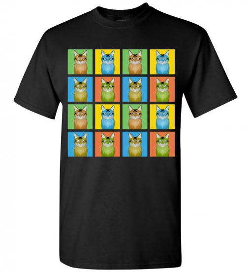 Somali Cat T-Shirt