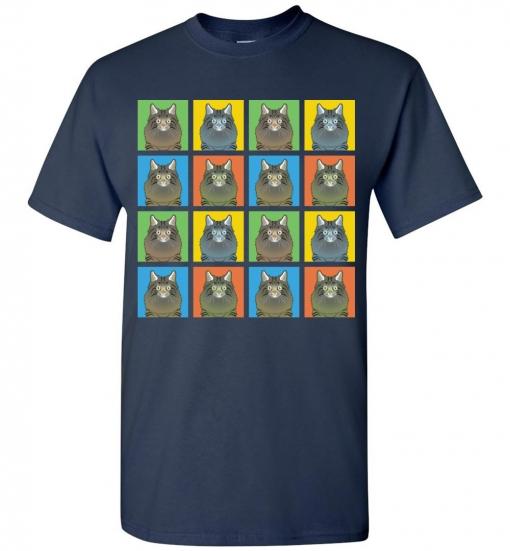 Siberian Cat T-Shirt