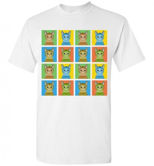 Abyssinian Cat T-Shirt