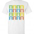 Turkish Angora Cat T-Shirt