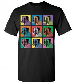 Boxer Pop-Art T-Shirt