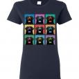 Labrador Retriever Pop-Art T-Shirt
