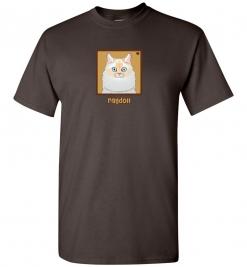 Ragdoll Cat T-Shirt / Tee