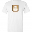 Himalayan Cat T-Shirt / Tee (Cream)