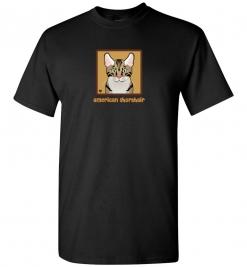 American Shorthair Cat T-Shirt / Tee