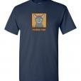 Russian Blue Cat T-Shirt / Tee