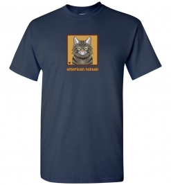 American Bobtail Cat T-Shirt / Tee