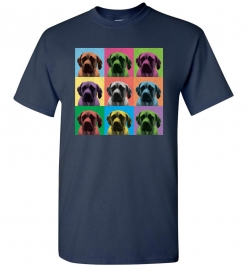English Mastiff Dog T-Shirt