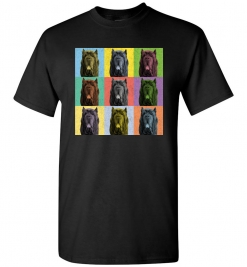 Neapolitan Mastiff Dog T-Shirt