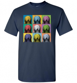 Bearded Collie Dog T-Shirt