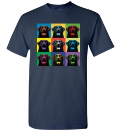 Labrador Retriever / Black Lab Dog T-Shirt