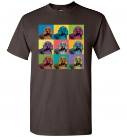 Cocker Spaniel Dog T-Shirt