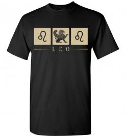 Leo Zodiac T-Shirt / Tee