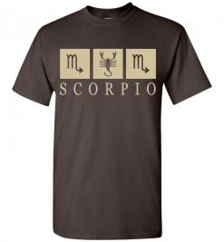 Scorpio Zodiac T-Shirt / Tee