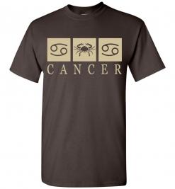 Cancer Zodiac T-Shirt / Tee