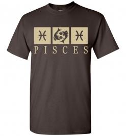 Pisces Zodiac T-Shirt / Tee