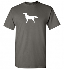 Flat-Coated Retriever Custom T-Shirt