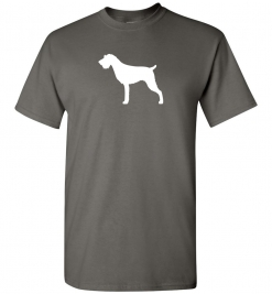 German Wirehaired Pointer Custom T-Shirt